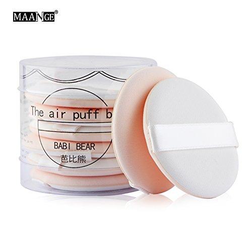 Maquillage Puff éponge Sponge Powder Puffs BB Crème Poudre Foundation Houpette Pads Lot de 8/Kit de