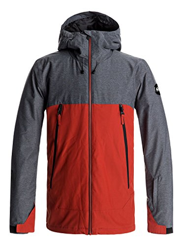 Quiksilver Sierra - Snow Jacket for Men - Snow Jacke - Männer - M