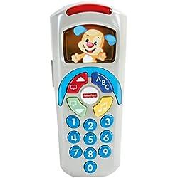 Fisher-Price - Mando a distancia de perrito (Mattel DLD35)