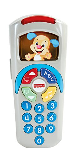 Infant - Mando a distancia de perrito Fisher-Price (Mattel DLD35)