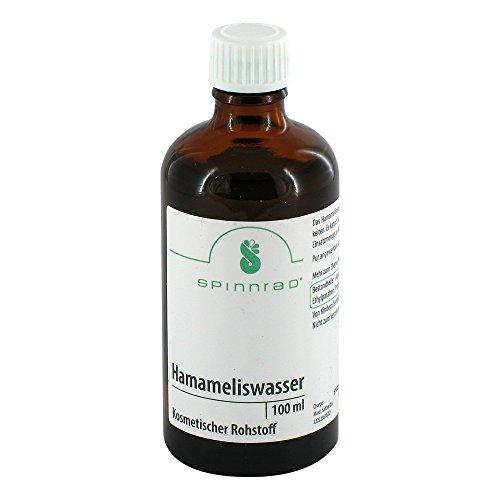 HAMAMELISWASSER 100 ml Flüssigkeit