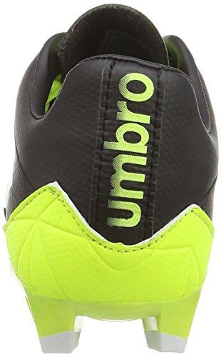 Umbro Velocita Premier Hg, Chaussures de Football Compétition Homme Noir (dkb)