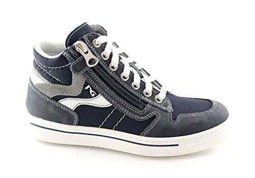 BLACK JARDINS JUNIOR 33840 30-34 chaussures de bébé bleu espadrille mi postal