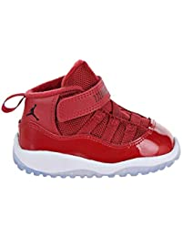 low priced 5846c f7bdd NIKE NIKE378040-623 Jordan 11 Retro Bt 378040-623, Kinder, rot