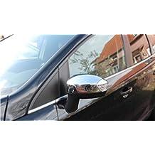 Ford S-Max + Kuga I 2008 – 2012 cromo espejo tapas de acero inoxidable