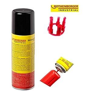 ROTHENBERGER Industrial Universal Nachfüllgas für wiederbefüllbare Feuerzeuge 100ml 1500002897