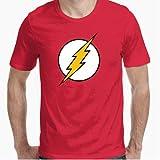 Camiseta - diseño Original - Camiseta Big Band Theory. High Voltage - XL