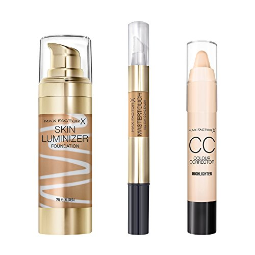 max-factor-winter-glow-set-3-skin-luminizer-75-masterpiece-concealer-309-cc-colour-correction-pen-hi