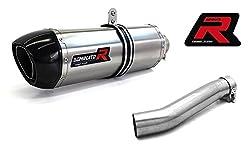 DOMINATOR Auspuff Suzuki GSXR 600 750 K8-K9 L0 08-10 + DB Killer (HP1)