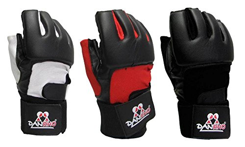 DanRho Handschuh Lift'n Punch Large schwarz-weiß