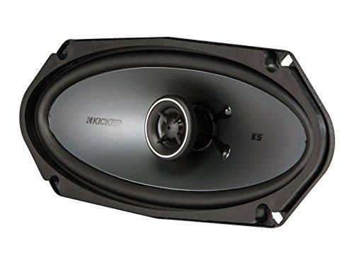 Kicker KSC410 | KSC4104 - 4x10 Zoll (10x25cm) Oval Koax Lautsprecher