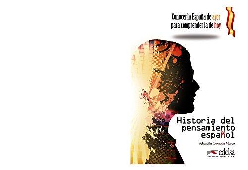 Historia del pensamiento español (Civilización Y Cultura - Jóvenes Y Adultos - Historia Del Pensamiento Español - Nivel C1-C2)