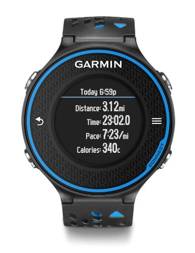 Garmin Forerunner 620 GPS Running Watch with Colour Touchscreen Display and Heart...