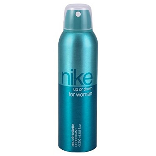 Nike Up or Down for Woman Déodorant en spray pour femme 200 ml