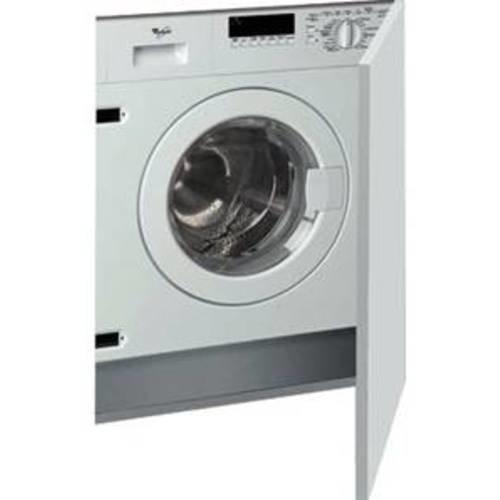 Whirlpool AWOD 065 Intégré Charge avant 6kg 1200tr/min A++ Blanc machine à laver - Machines à laver (Intégré, Charge avant, Blanc, Gauche, 6 kg, 1200 tr/min)