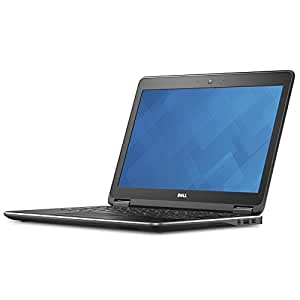 Dell NB Latitude E7240 31,7 cm (12,5 Zoll) Laptop (Intel Core i7 4600U 2,1GHz, 8GB RAM, 256GB SSD, Intel HD Graphics 4400, Win 7) schwarz