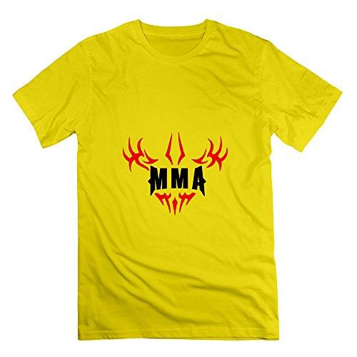 Preisvergleich Produktbild Sophie Warner Herren T-Shirt Gelb gelb XXL