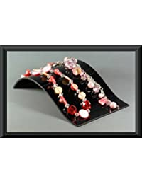 SAIGON encuentra pulsera titular la exhibición joyería de - soportar cadena pulseras del las y Presentación Pulsera almacenamiento collar se soporte