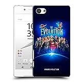 Head Case Designs Offizielle WWE Frauen Gruppen Poster 2018 Evolution Ruckseite Hülle für Sony Xperia Z5 Compact