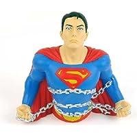 Preisvergleich für Spardose/Bank Superman Bust with Chains