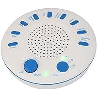 Prosperveil Elektronischer Schlaf für Babys, mit 9 beruhigenden Geräuschen, USB-betrieben, Weiß preisvergleich bei billige-tabletten.eu