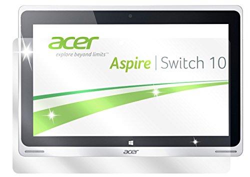 dipos I 2X Schutzfolie klar passend für Acer Aspire Switch 10 Folie Displayschutzfolie