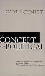 The Concept of the Political by Carl Schmitt (1996-06-01)