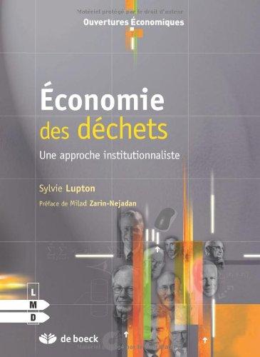 Lupton - Economie des Déchets une Appro...