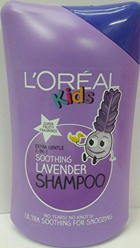 L'Oreal Kids Soothing Lavender Shampoo 250ml