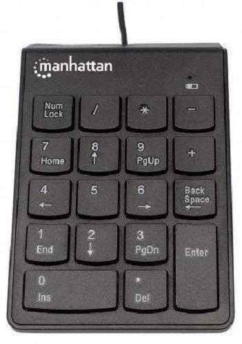 Nummernblock   USB,kabelgebunden | 0163120711390