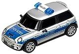Carrera 61089 - GO!!! Mini Cooper S Polizei Deutschland