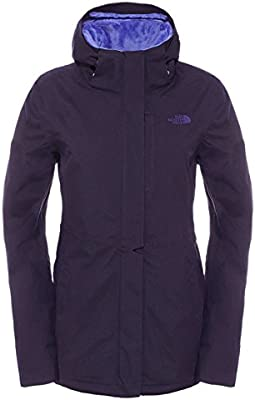 The North Face W Inlux Insulated Jacket - EU - Chaqueta para mujer, color morado, talla L