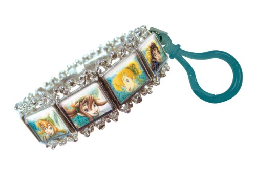 Disney Fairies Portrait Bracelet Key Ring