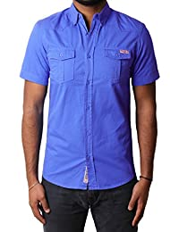 Tokyo Laundry - Chemise casual - Manches Courtes - Homme