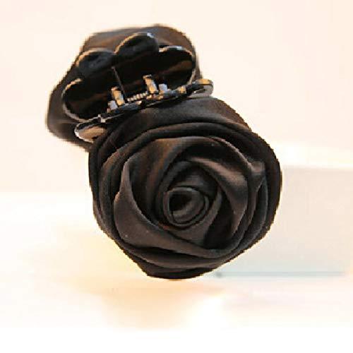 ote Rose Blume Haarspange 1950er Jahre Rockabilly Floral Facinator Haarteil Geschenk für Lady Girls ()