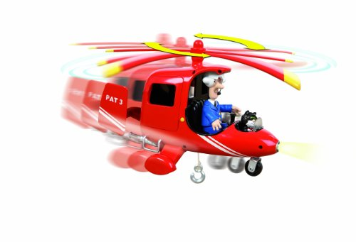 Image of Character Postman Pat Deluxe SDS Electronic Helicopter
