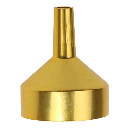 Piccolo Metallo Imbuto per Profumo Liquido Olio Bottiglia Riempimento