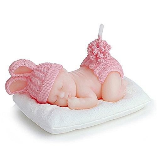 -Karikatur-Geburtstags-Kerze, Hochzeits-Kerze, rauchlose Kuchen-Kerze für Partei, reizend Geschenk, Babyparty und Hochzeit (Personalisierte Baby-dusche Partei Begünstigt)