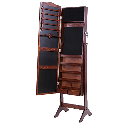 songmics-158-x-41-cm-jewellery-cabinet-floor-standing-jewelry-box-cabinet-with-mirror-organizer-brow