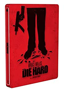 Die Hard - Trappola di Cristallo (Blu-Ray)( Steelbook Esclusiva Amazon)
