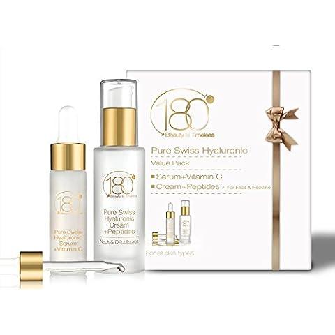 OFFERTE DI OGGI - 180 Cosmetics - L'innovativo integratore per una pelle più giovane - (Crema Siero)