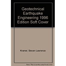 Geotechnical Earthquake Engineering 1996 Edition Soft Cover