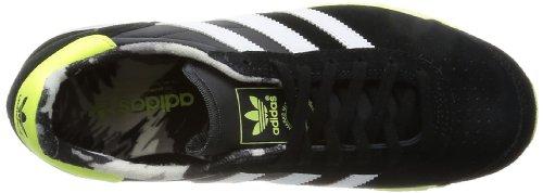 adidas Originals Marathon PT 85 EF W, Sneaker donna Nero (Black/Running White FTW/Glow)