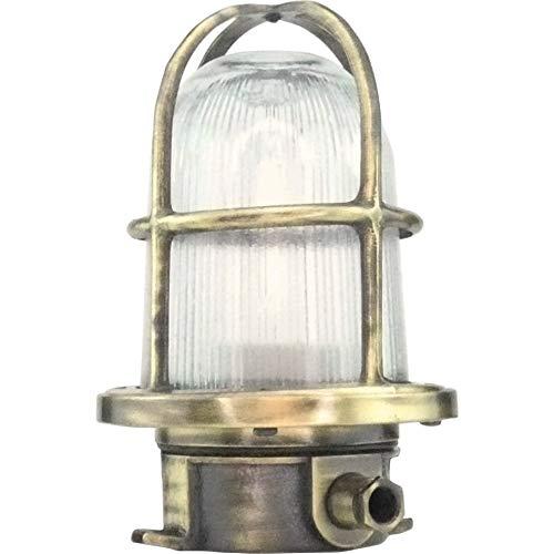 Deckhead Messing wandstrahler Schiffslampe schiffsleuchten lampe Leuchter Licht Nautische Marine Boot Wandlampe wandleuchte Industrielicht LED -