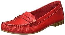 Tamaris 1-1-24213-24, Mocassini Donna, Rosso (Red 500), 40 EU