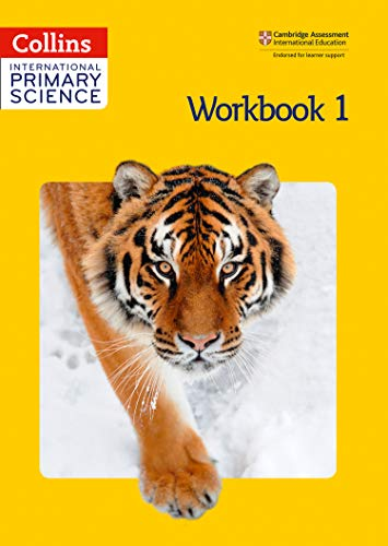 Collins International Primary Science – International Primary Science Workbook 1 por Phillipa Skillicorn