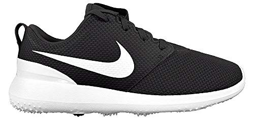 Nike Herren Roshe G Golfschuhe, Schwarz (Negro/Blanco 001), 44 EU