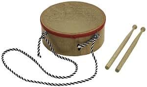 bsx tambour de fanfare pour enfant 15 x 6 cm instruments de musique. Black Bedroom Furniture Sets. Home Design Ideas