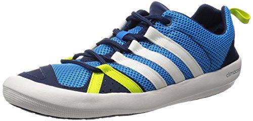 Adidas Performance  Climacool Boat Lace - Scarpe da Barca Unisex - Adulto , Blu (Blau (Solar Blue2 S14/Chalk White/Collegiate Navy)), 40