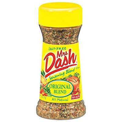 Mrs Dash Seasonings, Original Blend 70g by Mrs Dash
